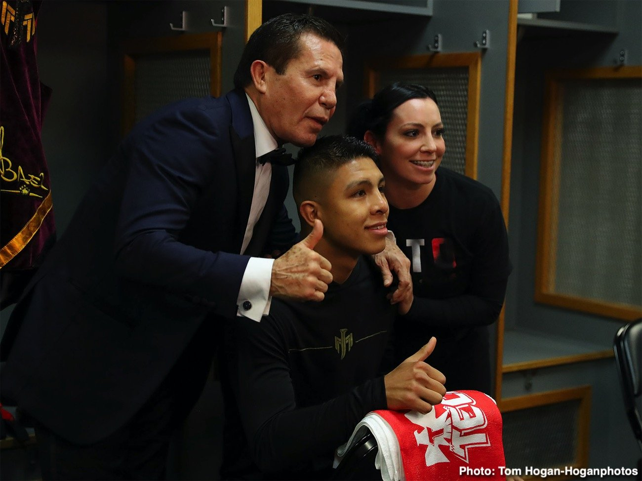 """Julio Cesar Chavez - """"Two seconds from glory."""""""