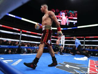 RESULTS: Jaime Munguia defeats Gary 'Spike' O'Sullivan