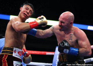"""Patrick Teixeira - Irishman Gary """"Spike"""" O'Sullivan is hoping to land a shot against WBO 154 pound champ Patrick Teixeira this summer, and the 33-year-old is confident he will be able to do a quick destruction job on Teixeira if the fight does come off."""