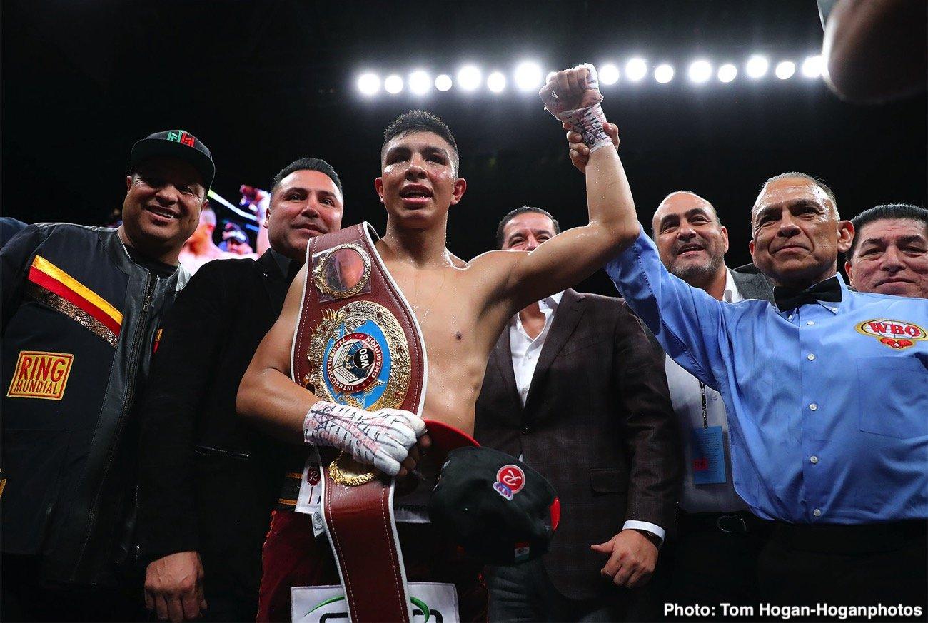 Gary O'Sullivan Jaime Munguia Boxing News Boxing Results Top Stories Boxing