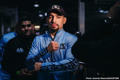 Danny Garcia Francisco Santana Ivan Redkach Jarrett Hurd