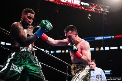 Danny Garcia, Francisco Santana, Ivan Redkach, Jarrett Hurd - Boxing News