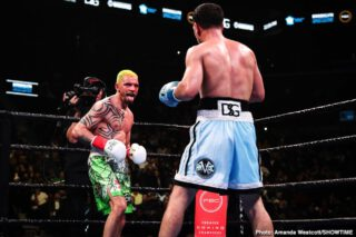 Ivan Redkach - Ivan Redkach says he's interested in facing Adrien Broner or Shawn Porter in the fall if they're game. Redkach says he'll knock out Broner, who has been trading trash talk with him on social media lately.