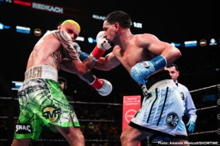 Errol Spence vs. Danny Garcia in the works for September