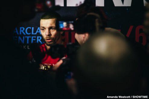 Danny Garcia, Ivan Redkach, Jarrett Hurd - Boxing News