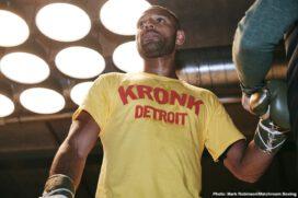 Claudio Marrero, Kell Brook, Kid Galahad, Mark DeLuca - Boxing News