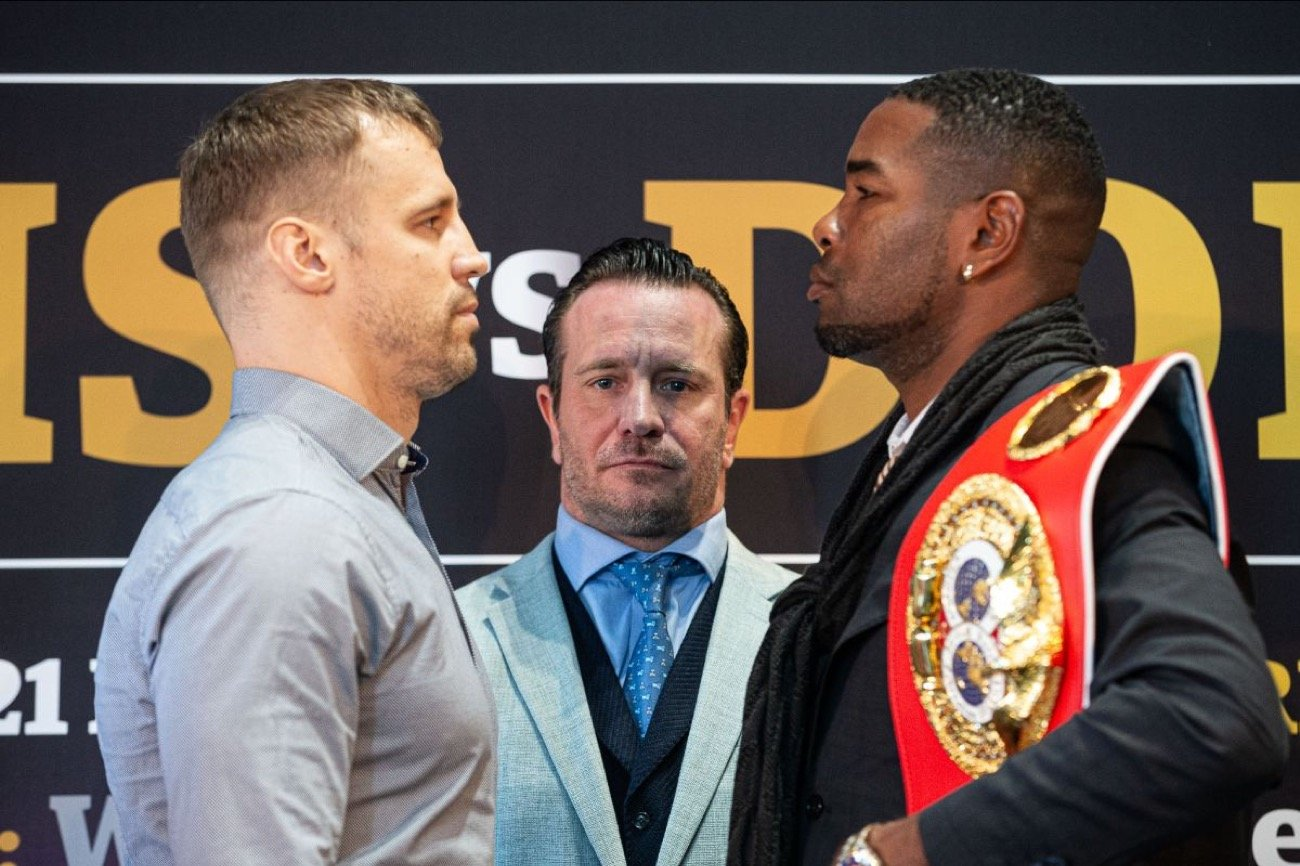Mairis Briedis, Yuniel Dorticos - Bout between Mairis Briedis and Yuniel Dorticos set for 16 May 2020 in Riga/Latvia cancelled
