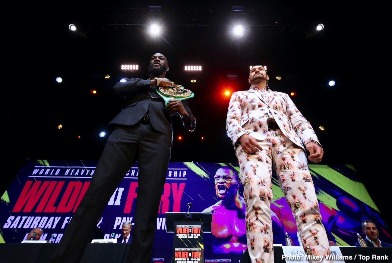 Anthony Joshua, Deontay Wilder, Tyson Fury - Tyson Fury has tasted, felt and been able to take the withering punching power of Deontay Wilder (just about, his near miraculous rise from the canvas in the 12th and final round of their first fight being a truly incredible moment in modern day heavyweight history).