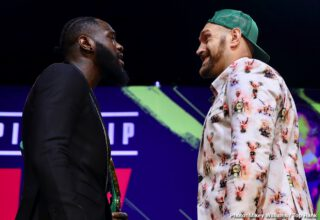 WATCH LIVE: Wilder vs Fury II Press Conference Live Stream