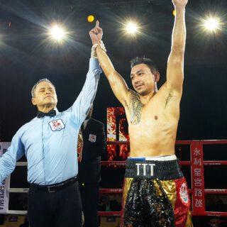 Steve Gago - Welterweight contender Steve Gago returns in Perth against WBC Asia Pacific Champion Geisler AP