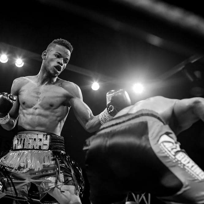 Raynel Mederos - Past Friday newly signed Dragon Fire Boxing prospect, King Raynel Mederos improved his pro record to 3-0 with a devastating body shot.