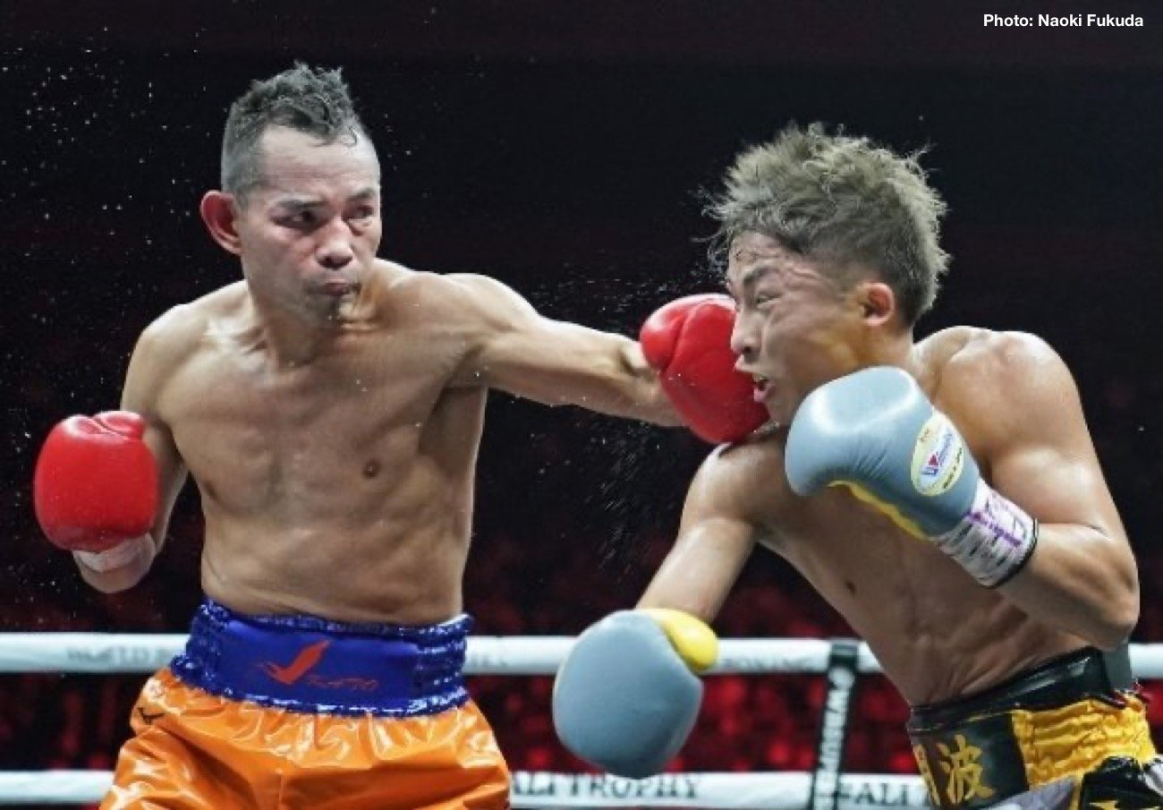 Emmanuel Rodriguez, Nonito Donaire, Nordine Oubaali - Nordine Oubaali is having visa issues and won't defend his WBC bantamweight strap against former four-division world champion Nonito Donaire on December 12th as originally planned.