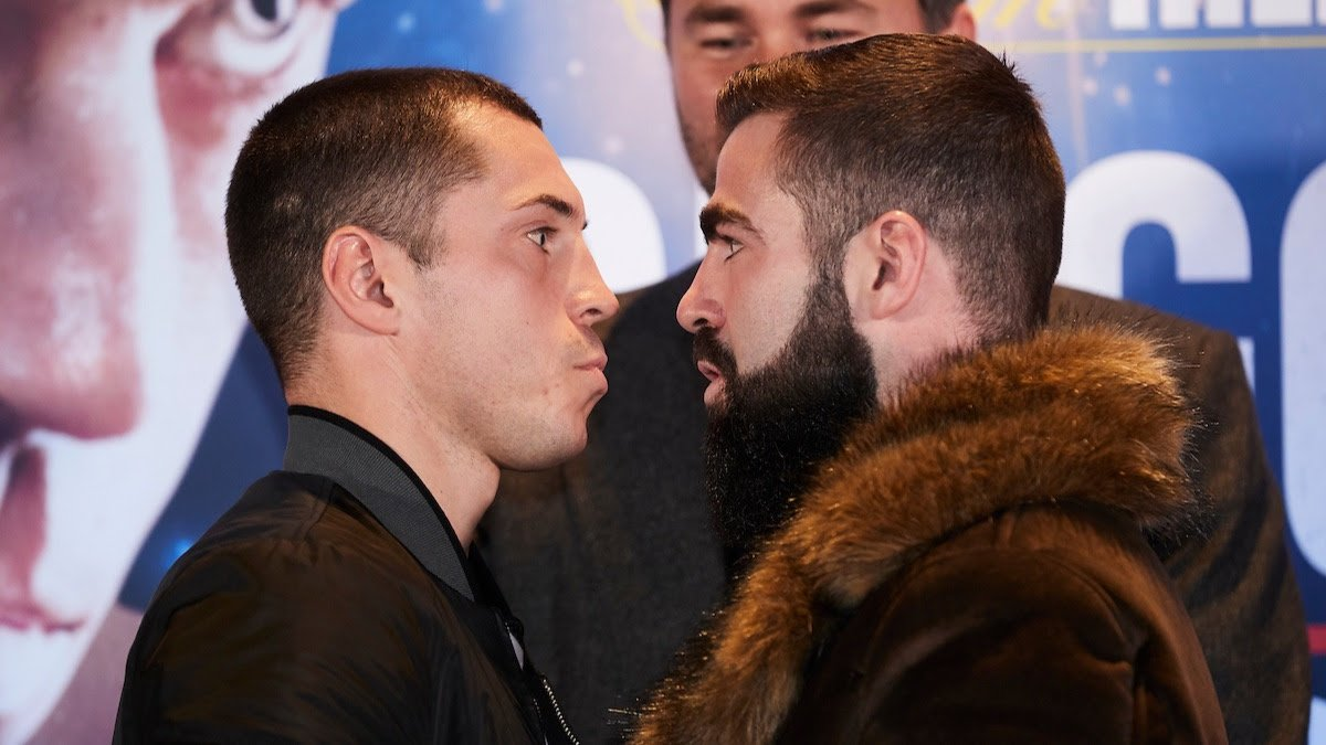 Eddie Hearn, Jono Carroll, Scott Quigg - Boxing News