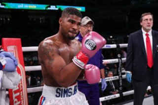 DAZN - Anthony Sims Jr will fight for his first pro title as he meets Roamer Alexis Angulo for the WBO Latino Super-Middleweight title on Thursday January 30 at the Meridian in Island Gardens in Miami, live on DAZN in the US and on Sky Sports in the UK.