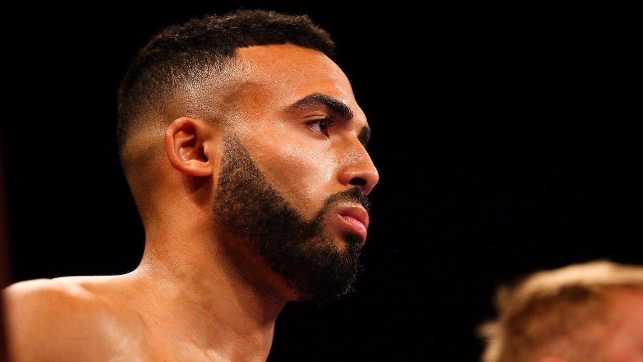 Kell Brook - Anthony Tomlinson can take one step closer to fulfilling a promise to his son when he meets Stewart Burt in an Eliminator for the British and Commonwealth Welterweight titles at FlyDSA Arena in Sheffield on Saturday February 8, live on Sky Sports in the UK and DAZN in the US.