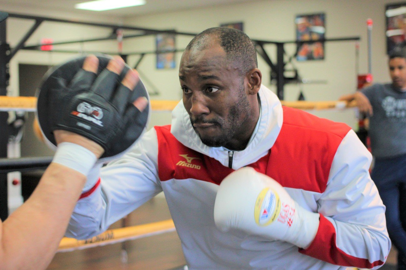 Mike Dallas, Yordenis Ugas - Top welterweight Yordenis Ugas shared his thoughts on training camp and previewed his upcoming showdown against Mike Dallas Jr. before he steps into the ring this Saturday, February 1 in the FS1 PBC Fight Night main event and FOX Deportes from Beau Rivage Resort & Casino.