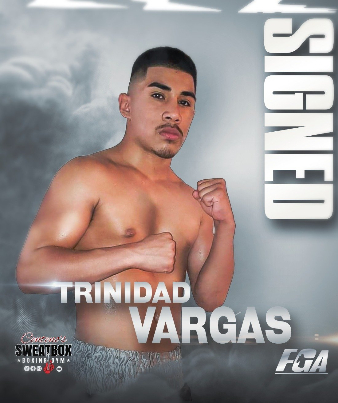 Peter Kahn, Trinidad Vargas - Renowned boxing manager and 2019 BWAA Cus D'Amato Manager of the Year Award Nominee, Peter Kahn continues his hot streak adding U.S. Amateur Standout Trinidad Vargas to his vast stable of world class boxers.