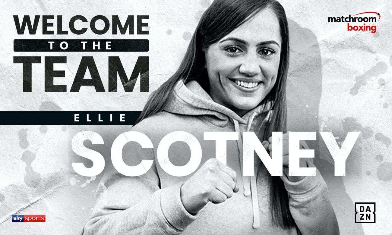Ellie Scotney - A shining amateur stint saw the London prospect win the 2017 Elite national amateur title at 57kg and the English Title at Youth level having entered after only four amateur bouts. She was in serious contention for a GB Olympic qualifying place for Tokyo 2020 before leaving the programme last year to pursue her pro career.