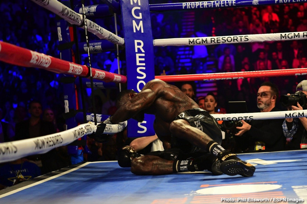 "Deontay Wilder - When still in the ring, still trying his best to figure out what the hell had just happened to him inside The MGM Grand in Las Vegas, former WBC heavyweight champion Deontay Wilder vowed to ""come back stronger."" Even the greatest fighters lose, Wilder said, before again vowing to return. But can Wilder possibly regain what he once had?"