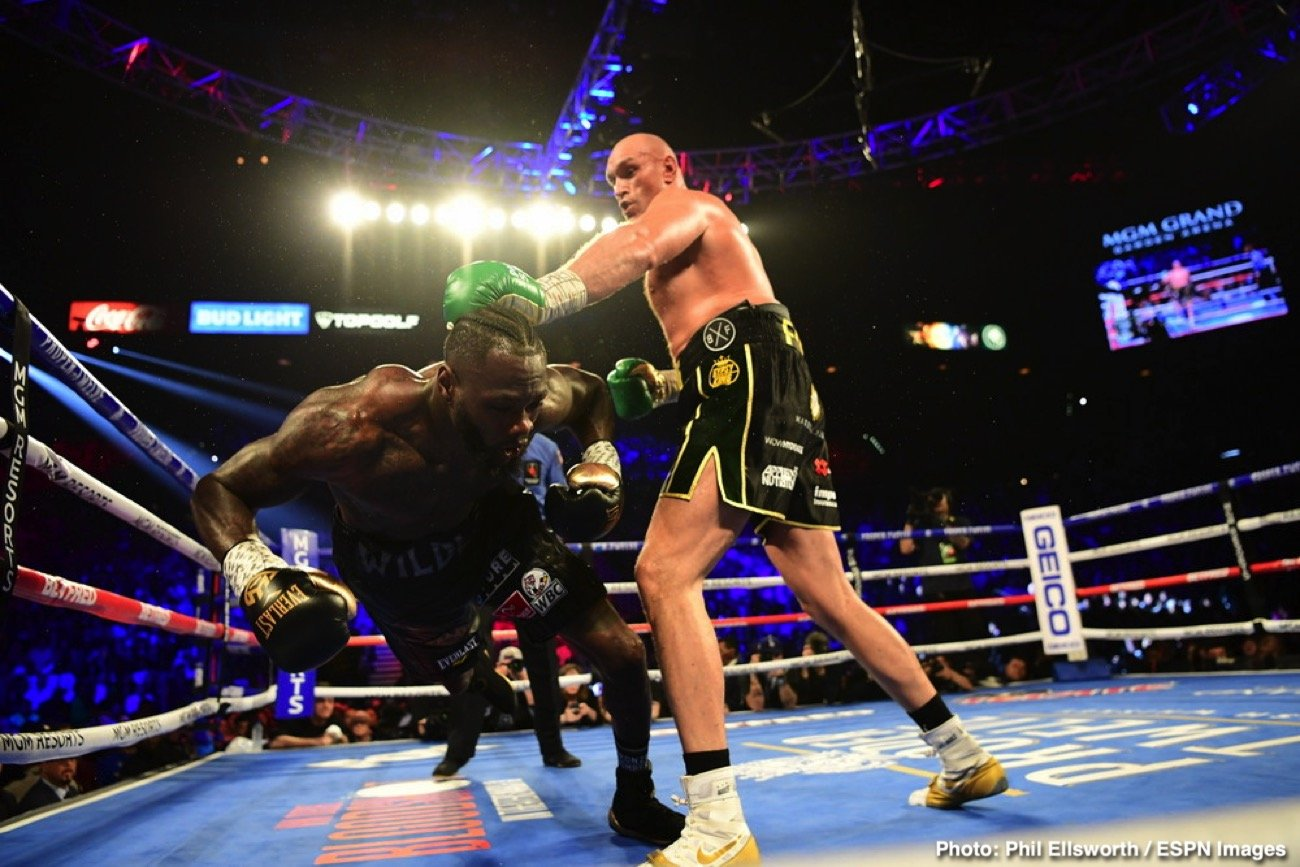 Adam Kownacki - As has already been pointed out by now, Tyson Fury is the sole top-10 (number-one) heavyweight out there today who has yet to be stung by pro defeat. We've seen it – big name after big name falling: Anthony Joshua, then Andy Ruiz, then Deontay Wilder, and most recently Adam Kownacki.