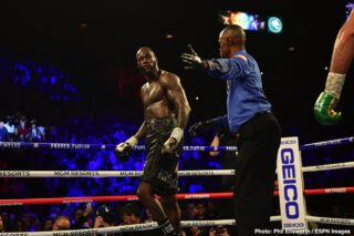 Deontay Wilder Sparring Partner Fa Confirms Wilder Was Injured In Camp Prior To Fury Rematch