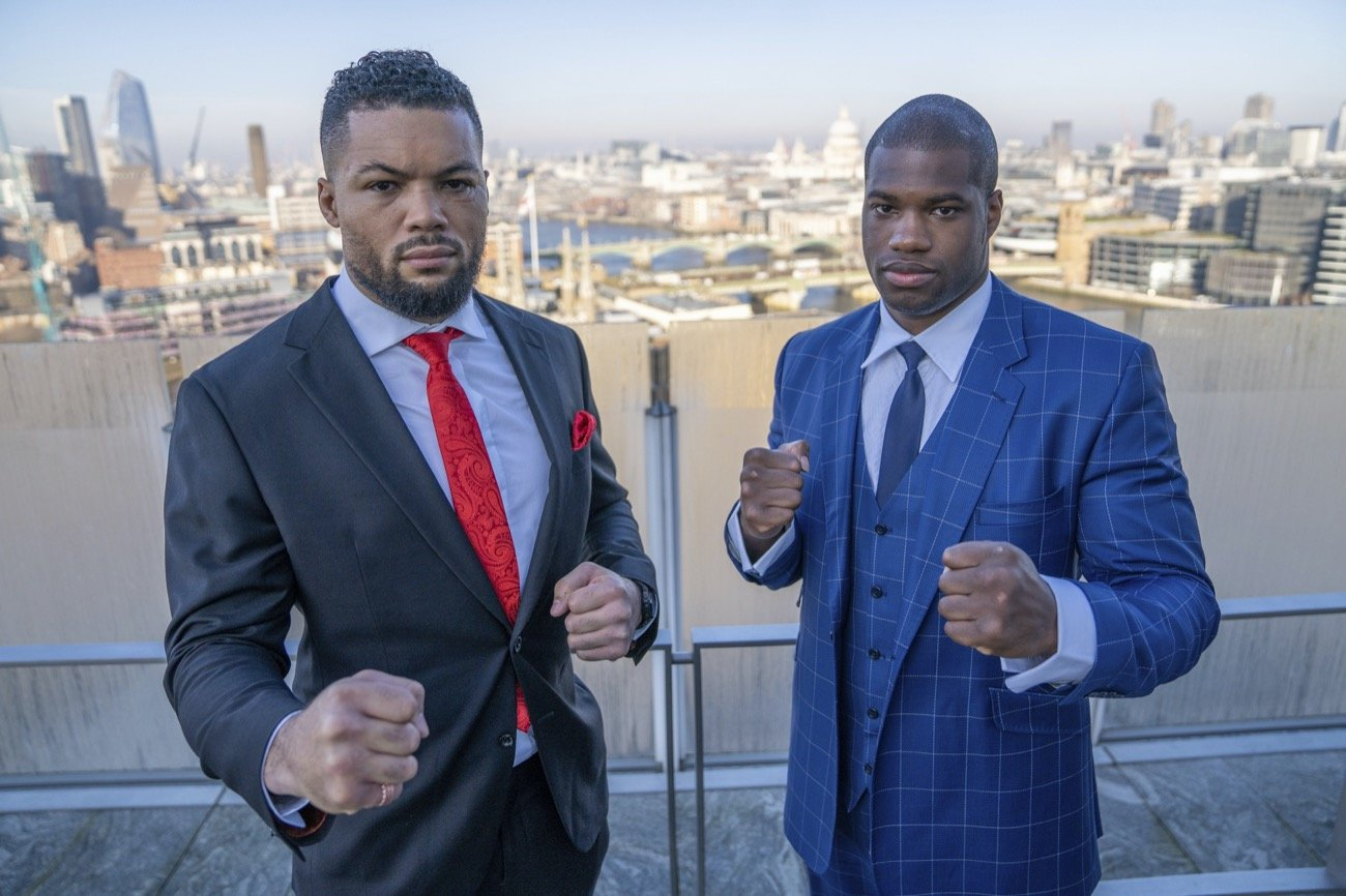 Daniel Dubois - WORLD Heavyweight King Tyson Fury has edged towards Daniel Dubois winning the battle of the British big boys when he faces Joe Joyce next month.