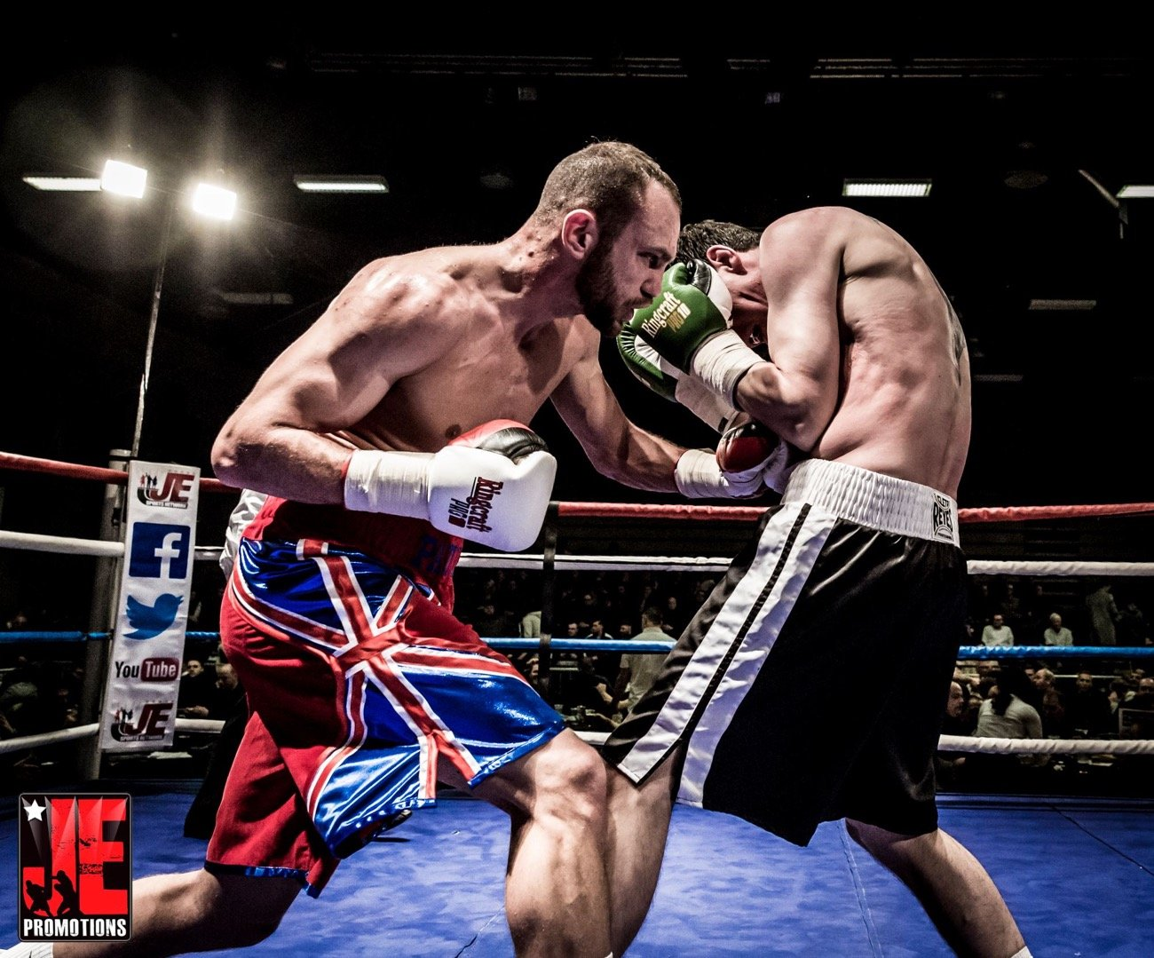 Paul Brown - Paul 'Bomber' Brown (4-0) heads back to the ring on February 29 at Mote Park in Maidstone after a bout of inactivity that has seen him fight just once in 16 months.