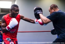 Guillermo Rigondeaux, Liborio Solis - Former world champion Guillermo Rigondeaux will seek to become a three-time, two-division world champion when he moves down to bantamweight to challenge former champion Liborio Solis for the vacant WBA title live on SHOWTIME this Saturday, February 8 in a Premier Boxing Champions event from PPL Center in Allentown, Pa.