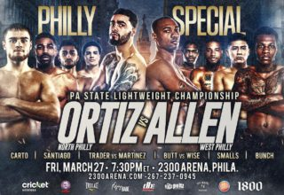 Christian Carto, Frankie Trader, Gerardo Martinez -  Raging Babe is teaming up with Impact Network to bring Philly Special to the network's audience of over 86 million homes on March 27.