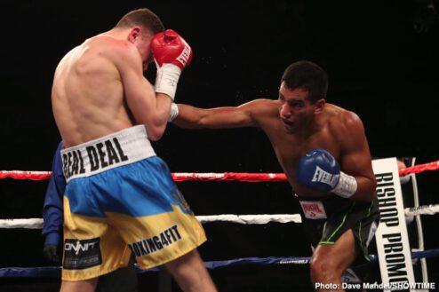 Ruben Villa, Taras Shelestyuk - Boxing News