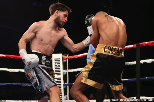 Ruben Villa, Taras Shelestyuk - After his fourth consecutive victory in a little more than 12 months on ShoBox: The New Generation, Ruben Villa is ready to graduate from the 19-year prospect series.