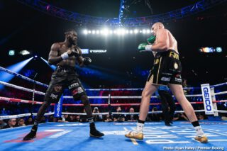 Deontay Wilder, Tyson Fury - Bob Arum will need to forget about having WBC heavyweight Tyson Fury wait until 2021 before defending against Deontay Wilder next February because he doesn't want to wait. Fury (30-0-1, 21 KOs) wants to return to the ring by December to face former WBC belt-holder Wilder (42-1, 41 KOs) in their trilogy match.