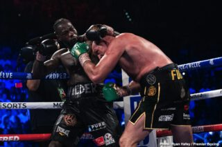 Deontay Wilder, Tyson Fury - Since the rematch clause between Deontay Wilder and Tyson Fury has been activated within the 30-day post-fight window, the simple question of whether there should be a rematch at all becomes an unbearable elephant in the room. Of course, the outcome of this decision was no big surprise as everyone had an inkling that the Deontay Wilder camp would almost certainly want another big payday and at least the chance, albeit small, to regain the belts.
