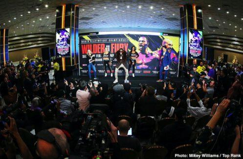 Charles Martin, Deontay Wilder, Emanuel Navarrete, Gerald Washington, Jeo Santisima, Tyson Fury - Boxing News