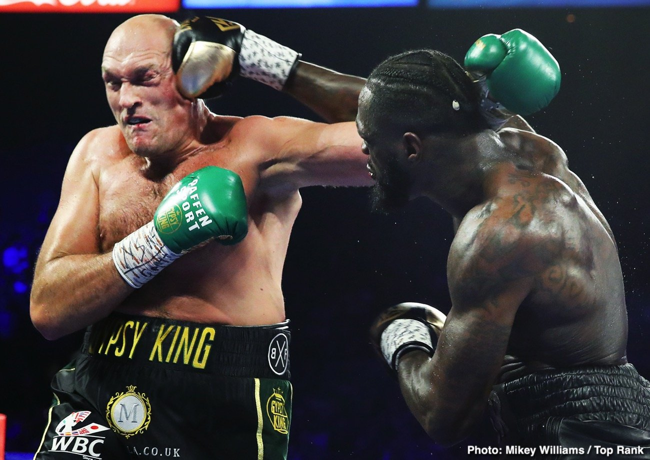 Deontay Wilder - Boxing News