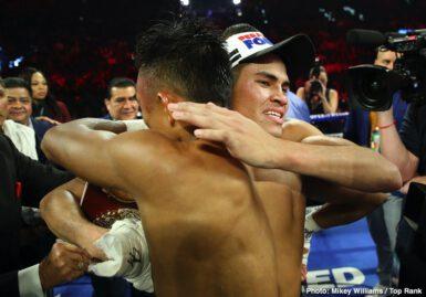 Charles Martin, Deontay Wilder, Emanuel Navarrete, Gerald Washington, Sebastian Fundora, Tyson Fury - Boxing News