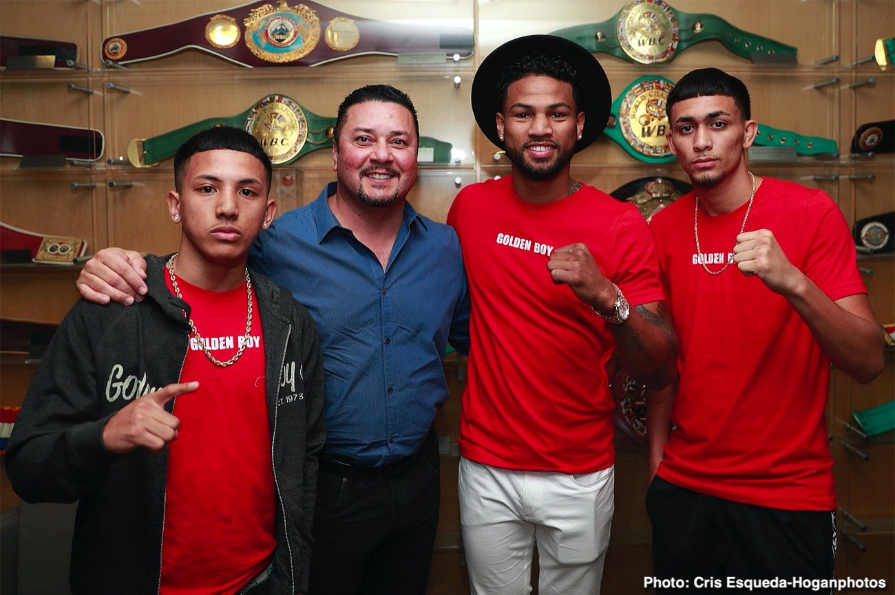 Shane Mosley Jr - Middleweight Shane Mosley Jr. (15-3, 9 KOs) has signed a co-promotional agreement with Golden Boy and Tournament of Contenders.
