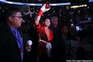 WBO orders Ryan Garcia vs. Emmanuel Tagoe for 135-lb eliminator