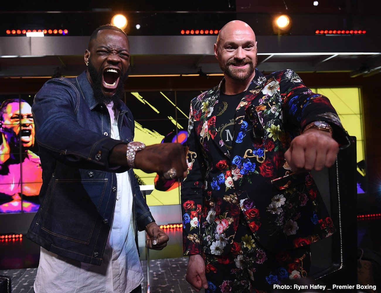 Tyson Fury - With original venue Las Vegas being just about ruled out for the contracted third fight between Tyson Fury and Deontay Wilder (who has zero inclination to take step aside money and allow Fury to fight anyone else, so determined to get revenge as the former WBC heavyweight champion is), promoter Bob Arum is exploring other options.