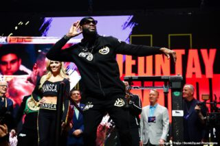 Deontay Wilder will be different this time – says David Diamante