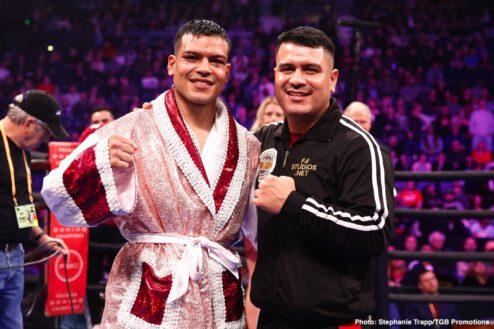 Abel Ramos, Bryant Perrella, Caleb Plant, Vincent Feigenbutz - Boxing News