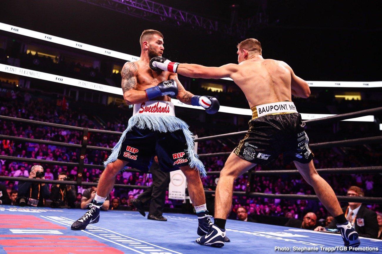 Canelo Alvarez, Dmitry Bivol, Vergil Ortiz - Boxing News