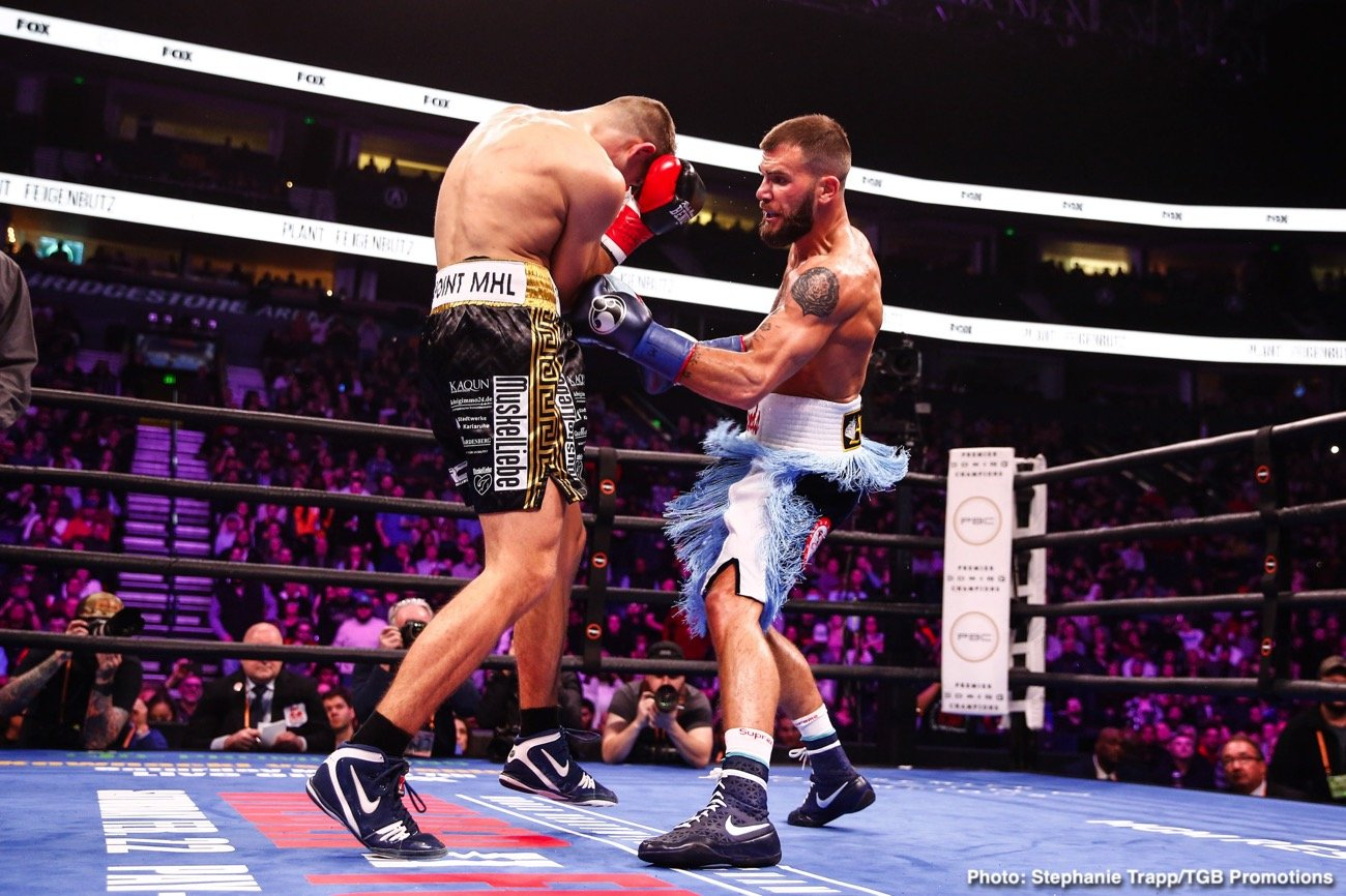 Caleb Plant, Canelo Alvarez - Canelo Alvarez has been given his wish of being freed up from his contacts with DAZN and Golden Boy Promotions. He's now planning on facing IBF super middleweight champion Caleb Plant on December 19th on pay-per-view.