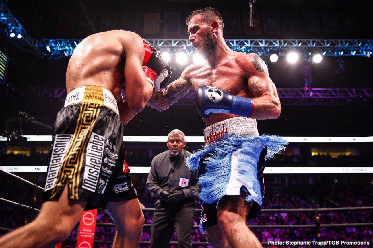 Caleb Plant, Callum Smith, Canelo Alvarez - Boxing News