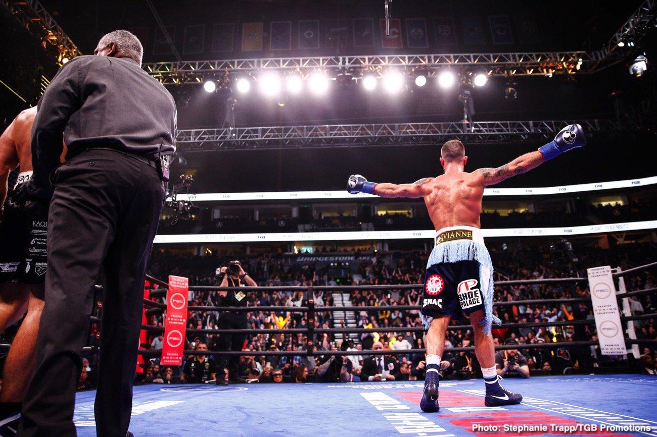 Caleb Plant, Canelo Alvarez, Jermall Charlo, Leonard Ellerbe - Boxing News