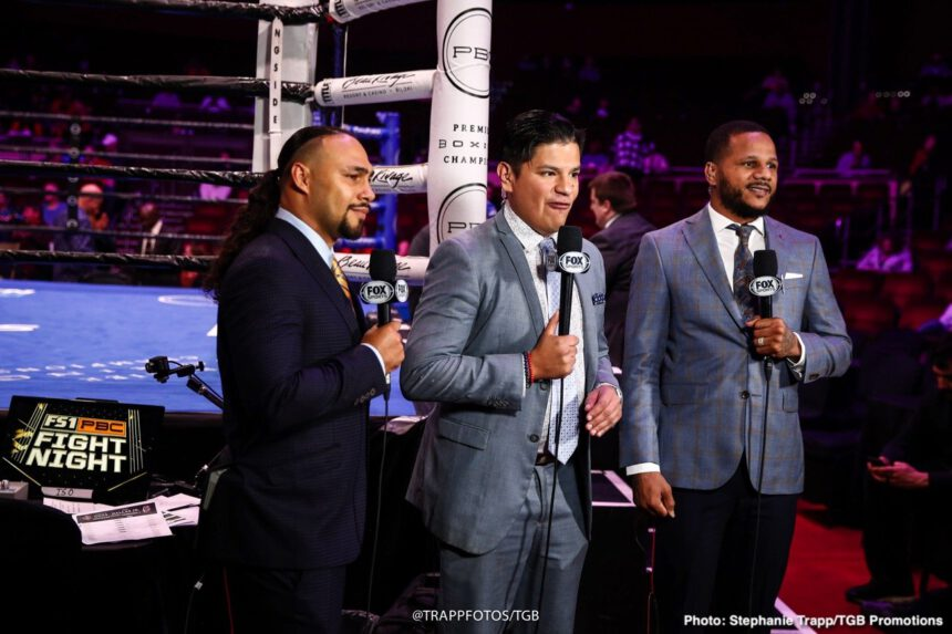 Angel Martinez, Clay Collard, Fidel Maldonado Jr., Michel Rivera, Mike Dallas, Omar Juarez, Raymond Guajardo, Yordenis Ugas - Boxing News