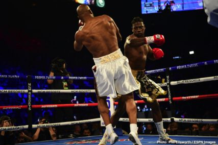 Charles Martin, Gerald Washington - Boxing News