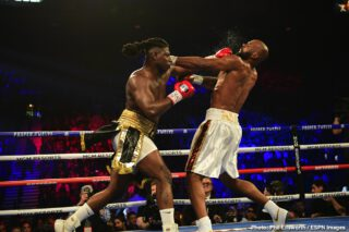 Charles Martin - It might prove to be a pretty pointless task, writing a preview piece on an upcoming fight right about now; after all, with the whole coronavirus issue shutting down almost the entire sporting schedule boxing included, for the coming weeks if not months, who knows if scheduled fights will actually happen or not?