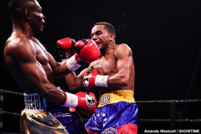 Gary Russell Jr., Guillermo Rigondeaux, Liborio Solis, Tugstsogt Nyambayar - Boxing News