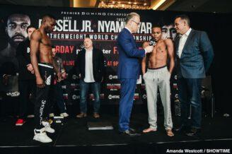 Gary Russell, Guillermo Rigondeaux, Jaime Arboleda, Jayson Velez, Liborio Solis, Tugstsogt Nyambayar - Boxing News